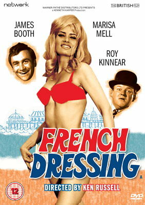French Dressing (1964) [New DVD]