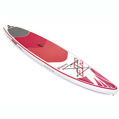 Bestway Hydro Force Inflatable 12 Foot SUP Stand Up Paddle Board Kayak w/ Pump
