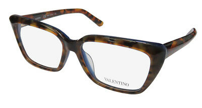 New Valentino 2662 High Quality Cat Eye Eyeglass Frame/glasses/eyewear In Style