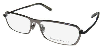 New John Varvatos V136 Trusted Luxury Brand Male Eyeglass Frame/glasses/eyewear