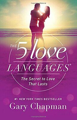 The 5 Love Languages by Gary Chapman Book The Fast Free Shipping