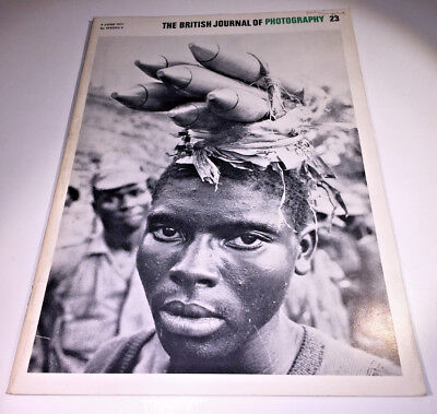 A classic copy of  The British Journal of Photography, dated 4th June 1971