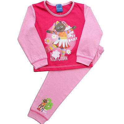 In The Night Garden Upsy Daisy Girls Pyjamas PJ Nightwear 18-24 Months AUC17