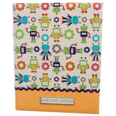 NoJo Baby Memory Book Unisex For Boy Or Girl Birth Record Book Album For Infants