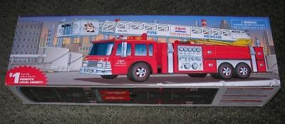 1998 Benicia Exxon Fire Rescue Truck With 2 Foot Extension Ladder Mib