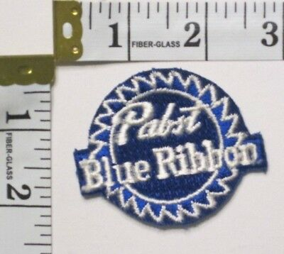 Pabst Blue Ribbon Beer Souvenir Patch