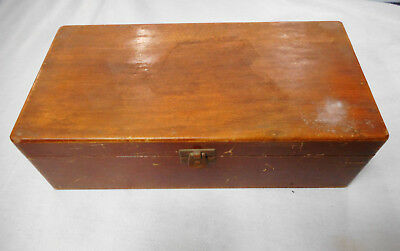 #zz9.   Old Lacquered Wooden Box