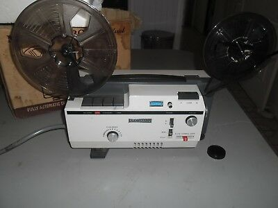 MAGNON 800 INSTDUAL DST  Automatic Dual Super & Standard  8mm Movie Projector
