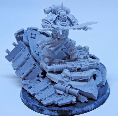 Warhammer 40K Horus Heresy Sigismund Captain Of Imperial Fists, Forge World