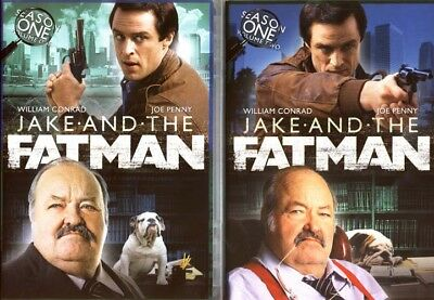 Jake And The Fatman - Season One Volume One And Two (2-Pack) (Boxset) (Dvd)