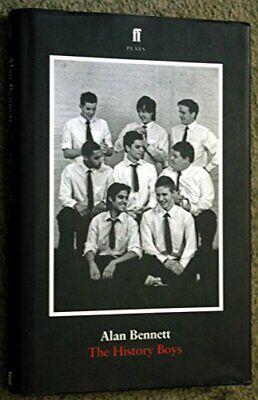 The History Boys by Bennett, Alan Hardback Book The Cheap Fast Free Post