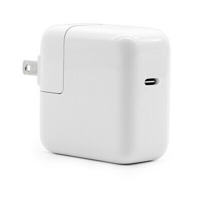 USB 3.1 Type C Power Adapter 61W Charger For Apple Macbook Laptop Power Supply