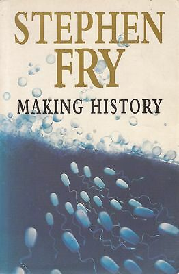 Making History - Stephen Fry - Hutchinson - Acceptable - Paperback