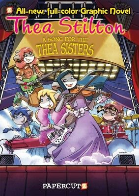Thea Stilton Graphic Novels 7, Stilton, Thea, 9781629916408