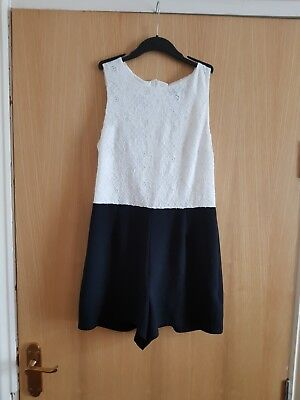 New Look  girls playsuit  Age 14