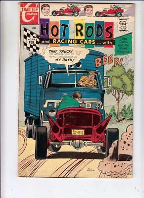 Hot Rods and Racing Cars  # 89  strict  VG+
