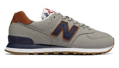 NEW Balance 574 Sea Escape Donna low top Sneakers Bianca Blu per il tempo libero Scarpe New