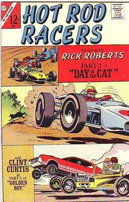 Hot Rod Racers  # 14  strict  VF