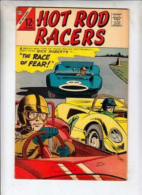 Hot Rod Racers  # 11  strict  FN/VF