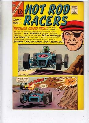 Hot Rod Racers  # 10  strict  FN/VF+