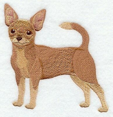 Embroidered Sweatshirt - Chihuahua C9613 Sizes S - XXL