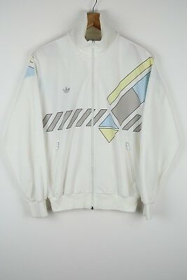 4b071d62e6c3 Adidas Vintage 80 s Ivan Lendl Jacket Track Top West Germany Size Medium  (A1468)