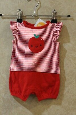 NWT  Gymboree  RED Apple  One Piece ________ R18C4