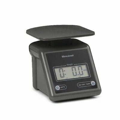 Salter Brecknell PS-7 Compact 3.2 kg 7lb Postal Scale - Grey