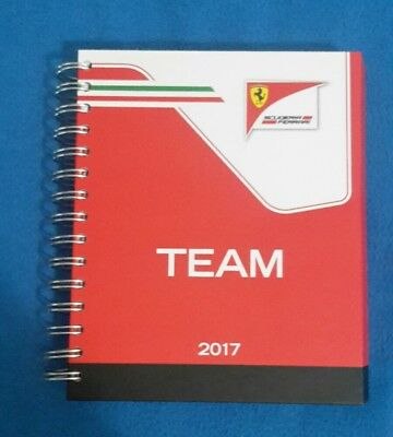 FERRARI team book 2017