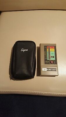 Supco M-500 MEGOHMMETER 500 VOLTS DC NEW!! PLUS I PUT IN 2 NEW C BATERYS!