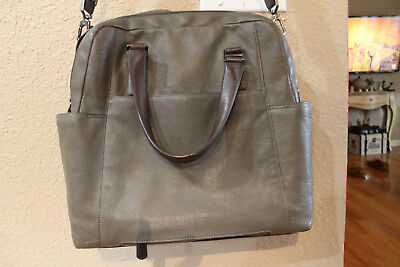 Tumi Computer Bag Excellent Condition Brownish/Sage