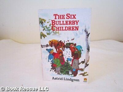 The Six Bullerby Children by Astrid Lindgren Paperback Book The Cheap Fast Free