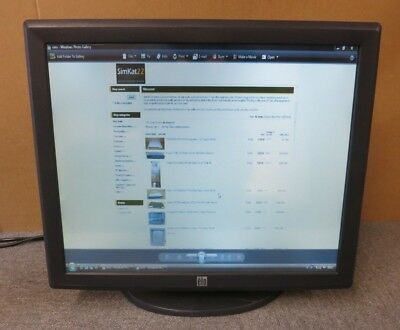 "Elo ET1915L 19"" 19-inch TouchSystems Desktop Touchscreen LCD TFT Monitor"