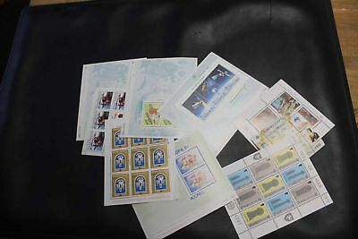 02955/ Europa Cept ** MNH  Block  Lot  mit Portugal, Acores + Madeira