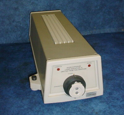 HP 5518A Helium Neon Laser Head, Continuous Wave, Two Frequency Laser