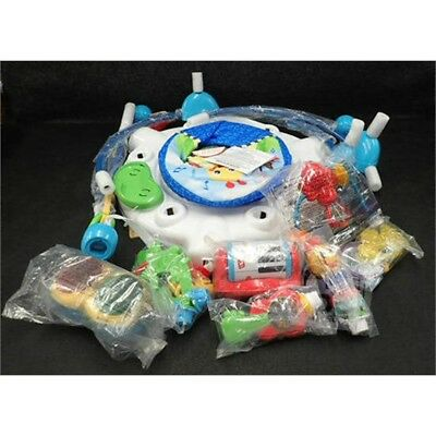 Baby Einstein 10504 ES Activity Jumper 15+ Activities Removable Toy Station