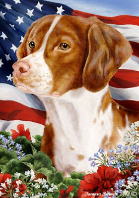 Garden Indoor/Outdoor Patriotic I Flag - Brittany 160711