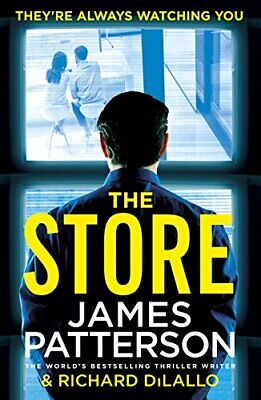 The Store by Patterson, James Book The Cheap Fast Free Post
