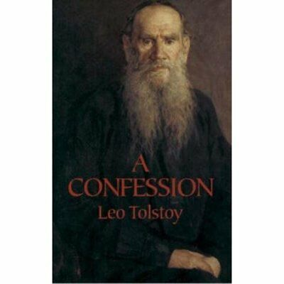 A Confession (Dover Books on Western Philosophy) - Paperback NEW Tolstoy, L.N. 2