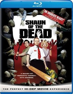 Shaun of the Dead [New Blu-ray] Ac-3/Dolby Digital, Dolby, Digital Theater Sys