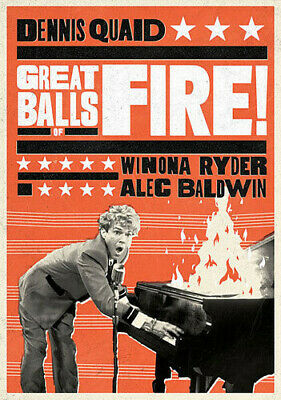 Great Balls of Fire [New DVD]