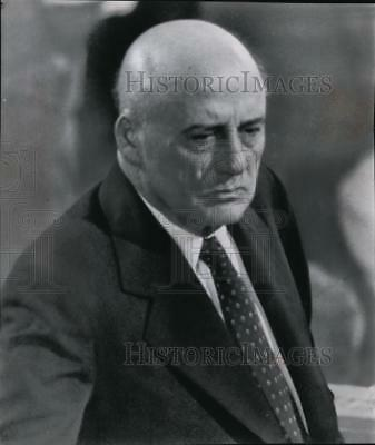 1961 Wire Photo House Speaker Sam Rayburn, chairman of Democratic Convention