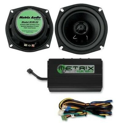 KVR Speaker Power Kit Hogtunes  KVR