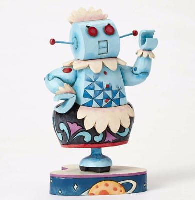 Jim Shore The Jetsons Rosie The Robot Maid Figurine 4051590 New Hanna Barbera