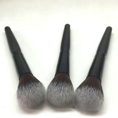 Beauty Make up Blusher Brush Cosmetic Contour Face Blush Powder Foundation Brush