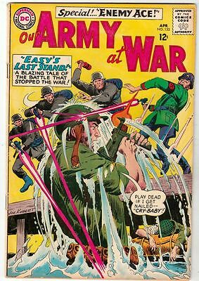 Our Army at War #153 Sgt. Rock VF/NM 9.0 High-Grade 2nd Enemy Ace