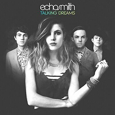Echosmith - Talking Dreams - Echosmith CD IKVG The Cheap Fast Free Post The