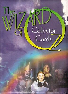 The Wizard Of Oz 1996 Duocards Collector Binder Album With Pages