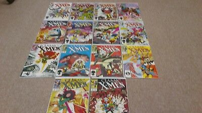 Classic X-Men # 1-26 Lot Complete Series Run Wolverine Marvel Comic VF-NM