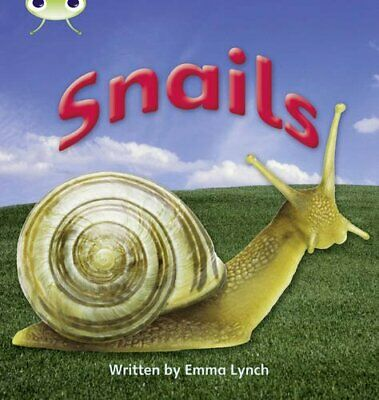 Bug Club Phonics Bug Non-fiction Set 12 Snails by Lynch, Emma Paperback Book The